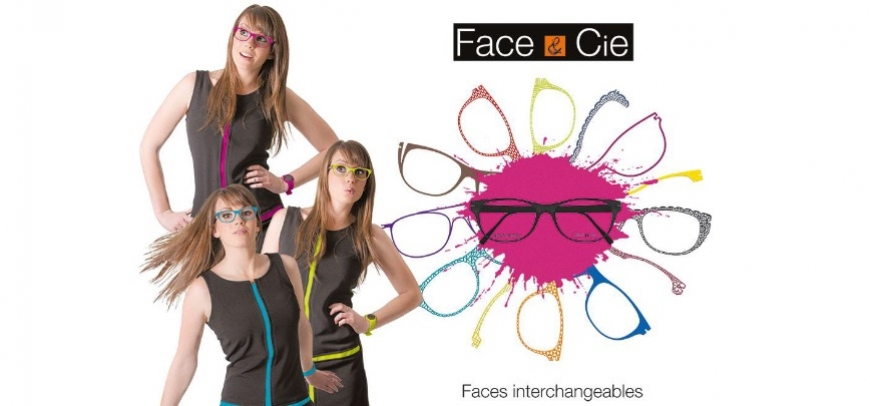 Face & Cie eyewear on the Shore